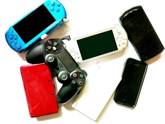 強化買取品のゲーム関係の写真
