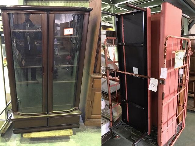 強化買取品の家具の写真